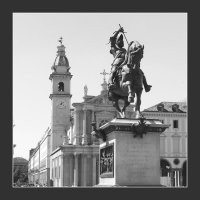 Torino. Monumento a Emanuele Filiberto. :: Николай Панов