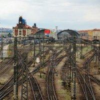 Пражский вокзал :: IURII
