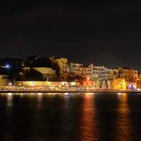 Ночная Ханья, Крит :: Владимир Брагилевский
