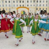 Северодвинск. Масленица (2) :: Владимир Шибинский