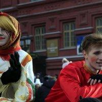 Праздник в городе. :: Владимир однакО...