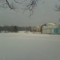 Екатерининский парк :: Сапсан