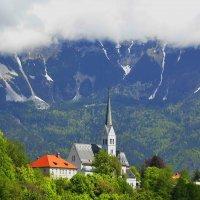 В Альпах :: Николай Танаев