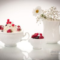 Творожный десерт :: Татьяна Беляева