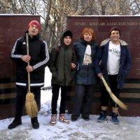 Мемориал :: СДЦ Алексеевский