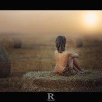 Золотой рассвет :: Руслан-Оксана Романчук