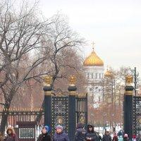 У ворот :: Константин Поляков