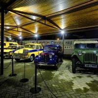 Выставка милицейских машин :: Алексей Матюш