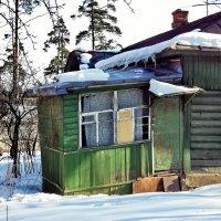 Скоро будем жить на даче... :: Владимир однакО...
