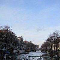 Каналы Амстердама :: Ольга Теткина