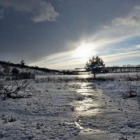 За три дня до весны... :: Александр Резуненко