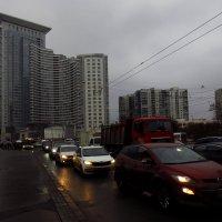 Будни города :: Андрей Лукьянов