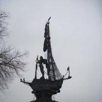 Памятник Петру I :: Маера Урусова