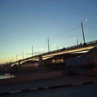 Москва вечерняя.. закат :: Galina ✋ ✋✋
