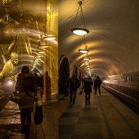 Призраки метро :: Тамара Цилиакус