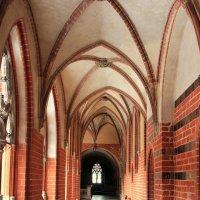 замковые коридоры :: Ольга
