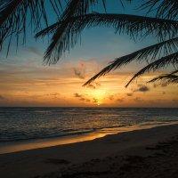Рассвет над Атлантическим океаном :: Николай Фокин
