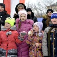 Дети на Масленице... :: Дмитрий Петренко