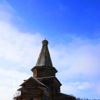 Храм Успения Пресвятой Богородицы из села Курицко :: Ольга Чистякова