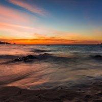 Закат на пляже Патонг, остров Пхукет, Тайланд :: Pavel Shardyko