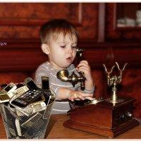Надоели эти смартфоны, айфоны. :: Anatol Livtsov