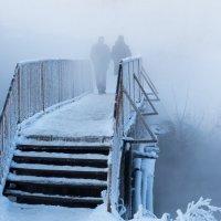 Там за туманами... :: Яэль (Юлия Ситохова)