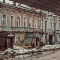 Соседство. :: Андрей Козлов