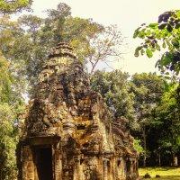 Ангкор :: Надежда Шемякина