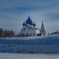 Суздальский кремль :: Сергей Цветков