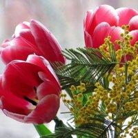 Весенний букет :: Татьяна Смоляниченко