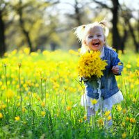 Весеннее настроение... :: Андрей Ильин