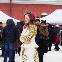 Проводы зимы :: Aнна Зарубина