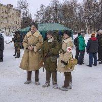 в день защитника Отесества :: gribushko грибушко Николай