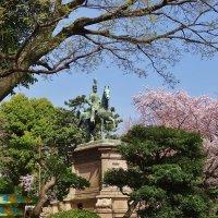 Статуя Prince Komatsu Akihito Токио :: Swetlana V