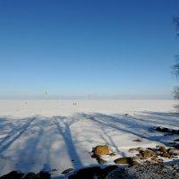 По прямой..всего-то 15 км...)) :: tipchik