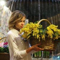 Весенняя Лиза :: Татьяна Тимофеева