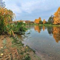Осень на Волге :: Борис Руненко