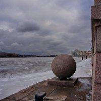 а на другом берегу....кресты :: Валентина Папилова