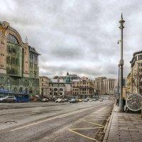 Улицы московские ... :: Va-Dim ...
