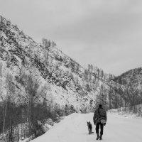 Идущим в горы посвящается... :: Татьяна Степанова