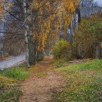 Осень. :: Евгений Иванов