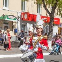 Юная барабанщица :: Алексей Шаповалов Стерх