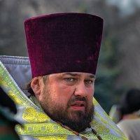 Крестный ход, духовенство... :: Павел Петрович Тодоров