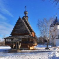 Никольская церковь. :: Александр Теленков