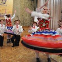 Польский танец :: Ростислав
