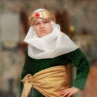 Молодой шейх :: Сергей Водяной