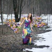 Весна идет! :: Ренат Менаждинов