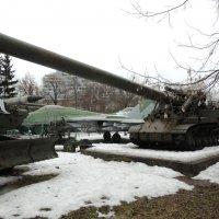 Пушка СМ-54 :: Александр Качалин