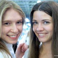 девушки-вы прекрасны :: Олег Лукьянов