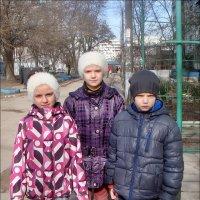 Разное настроение :: Нина Корешкова